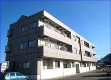鯖江市横江町1丁目の賃貸マンション『MKマンション横江』の外観です。