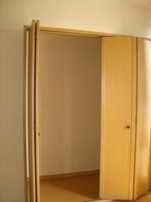 プリエール宮前A101号室の収納