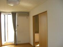 プリエール宮前A101号室の洋室