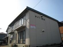 鯖江市神中町3丁目の賃貸アパート『メゾン神中』外観の様子。のサムネール画像