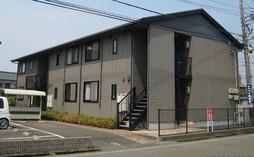 「ファミーユ横江」B棟の外観